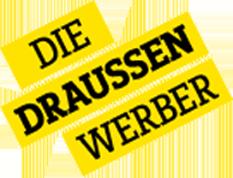 Draussenwerber Logo